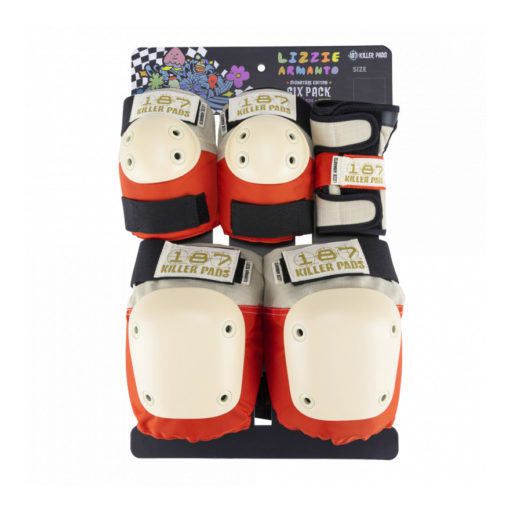 187 Adult Six Pack - Lizzie Armanto Edition