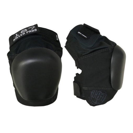 187 Killer Pro Derby Knee Pad - Black