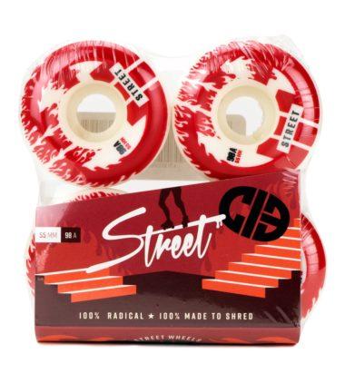 Cib Crew Street Wheels 2021 - 55mm 98A