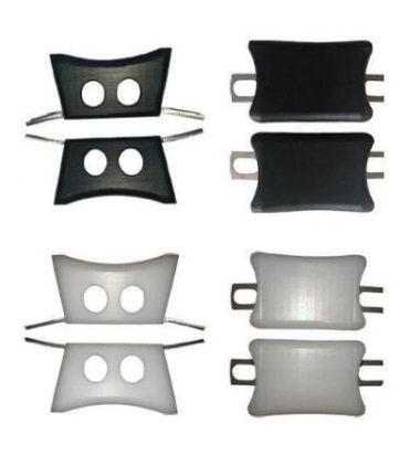 DiscoBlox Slide Blocks Standard 40mm Black