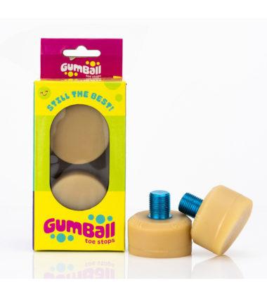 Gumball Toe Stops - Natural 75A