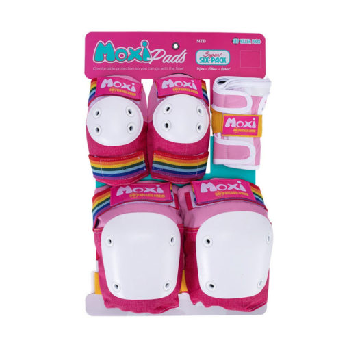187 Moxi Adult Six Pack - Pink