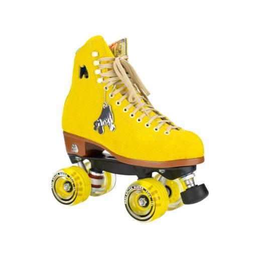 Moxi Lolly Pineapple Yellow - Komplett rulleskøyte (2021)
