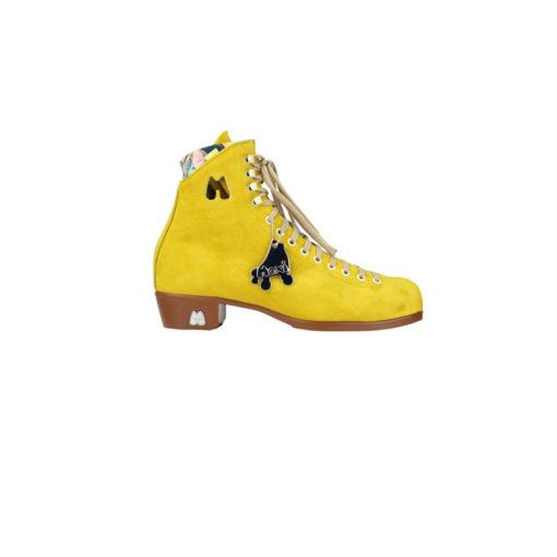 Moxi Lolly Pineapple Yellow (2021) - Støvel