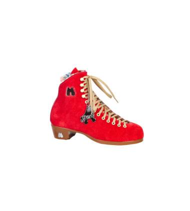 Moxi Lolly Poppy Red (2021) - Støvel
