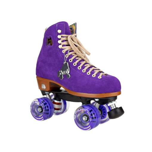 Moxi Lolly Taffy Purple - Komplett rulleskøyte (2021)