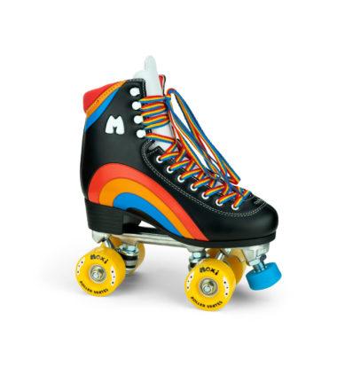 Moxi Rainbow Rider - Asphalt Black