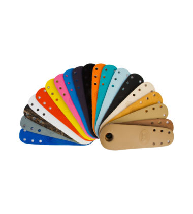 Riedell Toe Guard - Leather (2 stk)