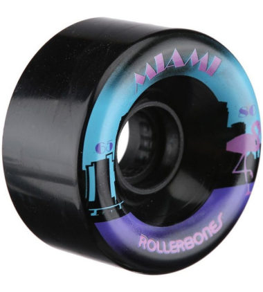 Rollerbones Miami Outdoor Wheels - 80a 65mm (8pk)