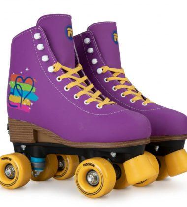 Rookie Passion Purple - Adjustable Skate