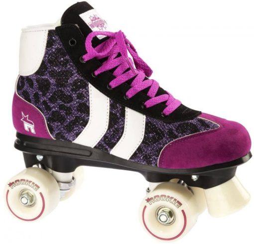 Rookie Roller Retro 2.1 Purple Glitter