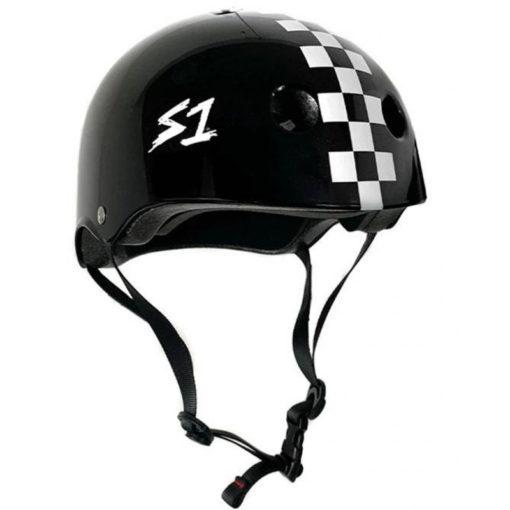 S1 Lifer - Checkerboard Helmet