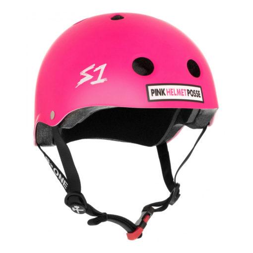 S1 Lifer The Mini (The Kid) Pink Helmet Posse (47-52cm)