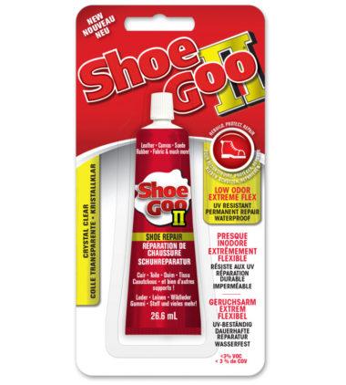 Shoegoo Shoe Repair (26ml) Crystal Clear Skoreparasjon