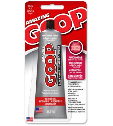 Shoegoo Amazing Goop - Black - Shoe Repair (59ml) Skoreparasjon