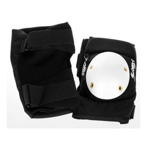 Smith Scabs Elite Elbow Pads - White Cap