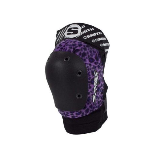 Smith Scabs Elite Knee - Leopard Purple