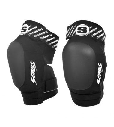 Smith Scabs Elite II Knee Pads - Black Cap