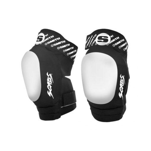 Smith Scabs Elite II Knee Pads - White Caps