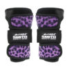 Scabs Wristguard - Leopard Purple