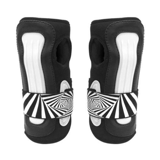 Scabs Wristguard Stabilizer Pro - Black / White