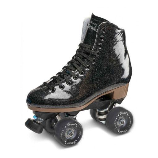 Sure-Grip Stardust Glitter Black - Complete Skate