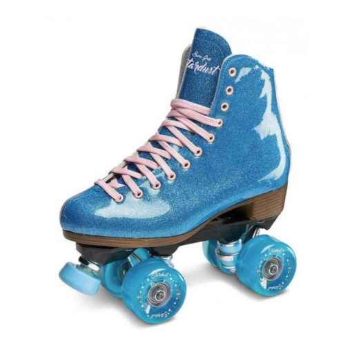 Sure-Grip Stardust Glitter Blue - Complete Skate